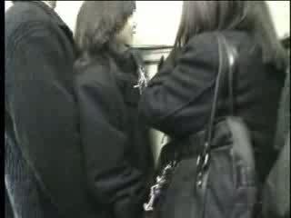 Japanese Schoolgirls Fucked In Train Video