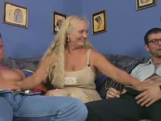 cumshots, group sex, grannies