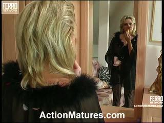 Agatha och rolf leggy mamma inuti handling