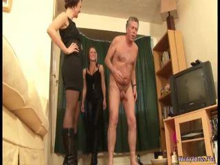 marteling, 3some, hoge hakken