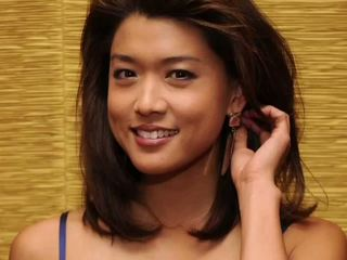 Kaley cuoco vs grace park rd1 hov larg challenge