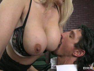 titty dracu ' hq, profesori frumos, nou blondă cea mai tare