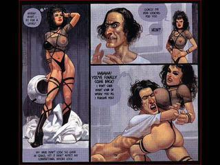 Obrovský breast sexuální anální ústní komiks