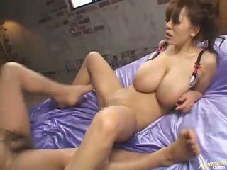 Hitomi tanaka asia mom aku wis dhemen jancok has sexy big boobs