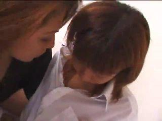 जापानी, शौकिया लड़की, प्राच्य
