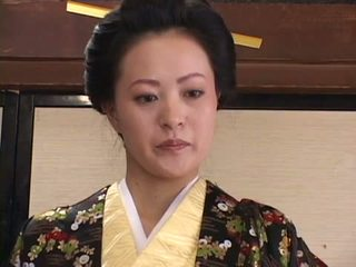 brünette, oral sex, japanisch