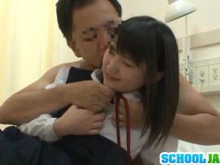 中国の trainee visits male freind インサイド 病院