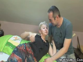 She Touches And Bonks Her Son Inside Law