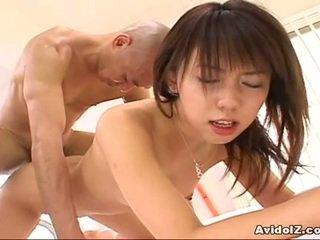 Maho Sawai rides cocks like a wild woman