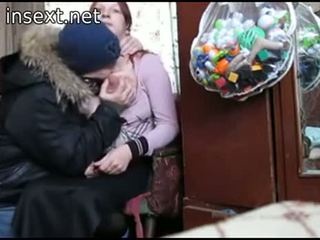 Russian Couple At Home Compilation
