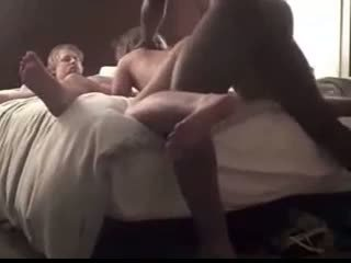 cuckold, cum in mouth, interracial
