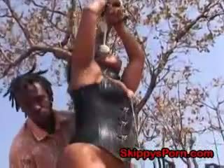 Africa outdoor bondage