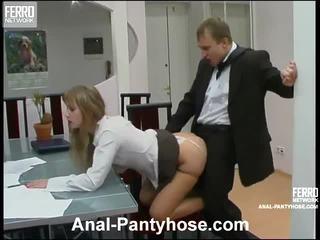 Diana dan adrian smut anal kaus kaki stoking bertindak