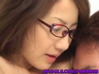 Nghịch ngợm á châu văn phòng phụ nữ rina hasegawa gets banged cứng trong các nghỉ phòng