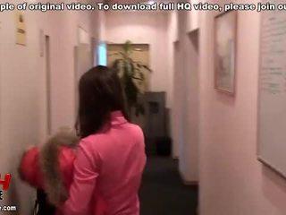 Passion neuken bij biliard center video-