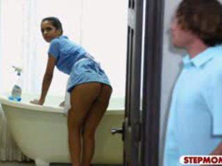 Julia ann và abby lee brazil nóng trio trong các phòng ngủ