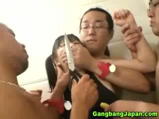 מזוין, לעזאזל קשה, יפני