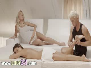 blondīnes, pārbaude, gaišmatis