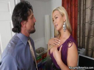 đầy đủ hardcore sex, blowjob, ngực lớn