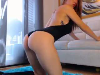 Seksi si rambut merah webcam gadis dengan besar payu dara 3: percuma lucah cb