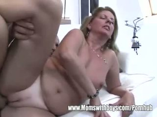anal sex, cougar, old