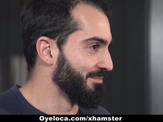 Oyeloca - लाटीना cleaner cleans शाला और कॉक: एचडी पॉर्न 0f
