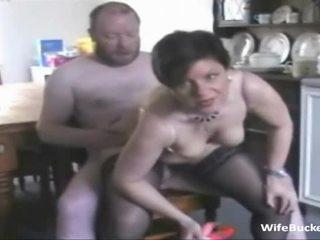 Mature Couple Home Fuck