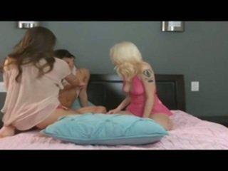 Bree, Danni And Georgia Are True Girlfriends