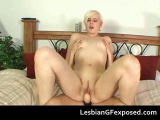 lesbiešu seksu, amatieru porn, porn meitene un vīriešu gultā