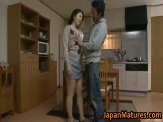 Ayane asakura maduros asiática modelo has sexo part5