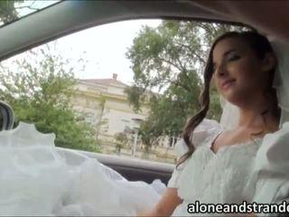 Mooi amateur tiener amirah adara ditched door haar fiance