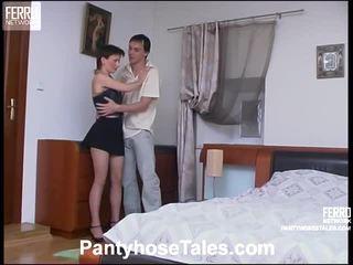 Juliet And Roger Hose Shag Action