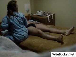 Sjuksköterska körd på gömd klotter