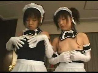Amateur japonese meisjes orgie