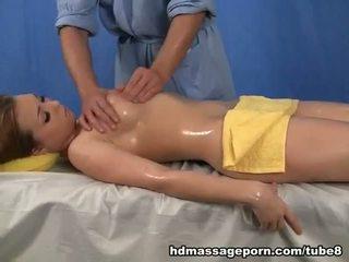 Great big tits massage fuck video
