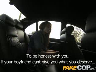 Fake Cop - Women can t resist this smooth talking guy in police uniform