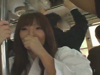 Tettona giapponese ragazza hitomi tanaka banged in pubblico