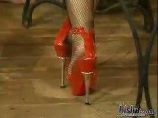 Leda Paris is addicted to sex