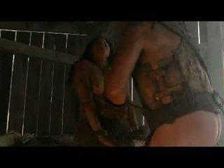 Katrina ley caliente tetitas en nude/sex escenas