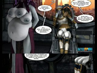 3d zeichentrick: galacticus. chapters 8-12