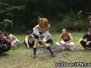 Akane hotaru picante asiática modelo gets