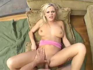 big boobs, blondīne, hardcore