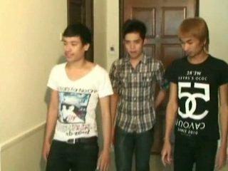 Tailandesa jovens depilados massagem guys likewise caralho