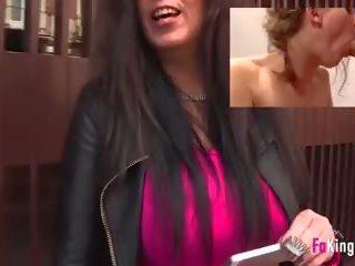 Neglītas pieauguša wants monstrs dzimumloceklis augšup viņai pakaļa: bezmaksas hd porno 31