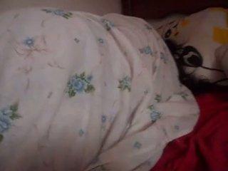 Minha mulher dormindo novinha gostosa
