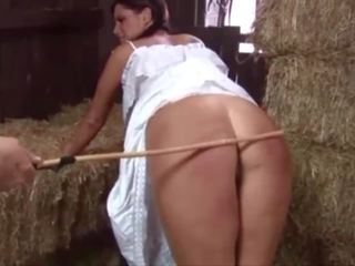 Double stokslagen in de hay barn, gratis whipping hd porno 7d