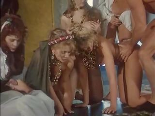 online group sex scene, vintage action, great hd porn
