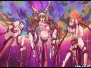 shemale, hentai, animācija