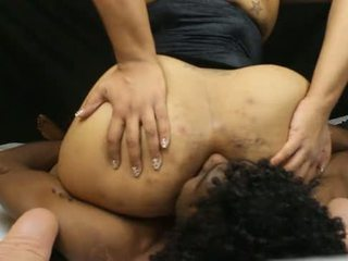 rimjob, facesitting, femdom