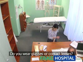 FakeHospital Student has alternative intimate payment